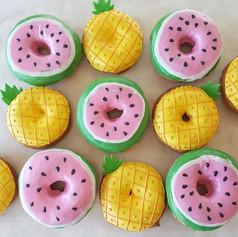 Summer Fruits! 🍍🍉😋