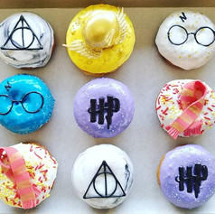 Don't need magic to make these disappear! _#harrypotter