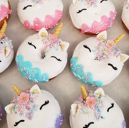 If you can't be a Unicorn,  eat a Unicorn (Donut)! 🦄