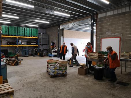 Aide alimentaire : Gers distribution participe à l'opération #BienMangerPourTous !