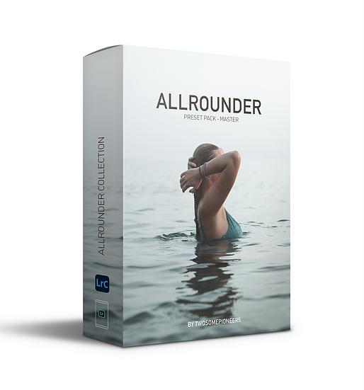 ALLROUNDER Presets - Desktop + Mobile