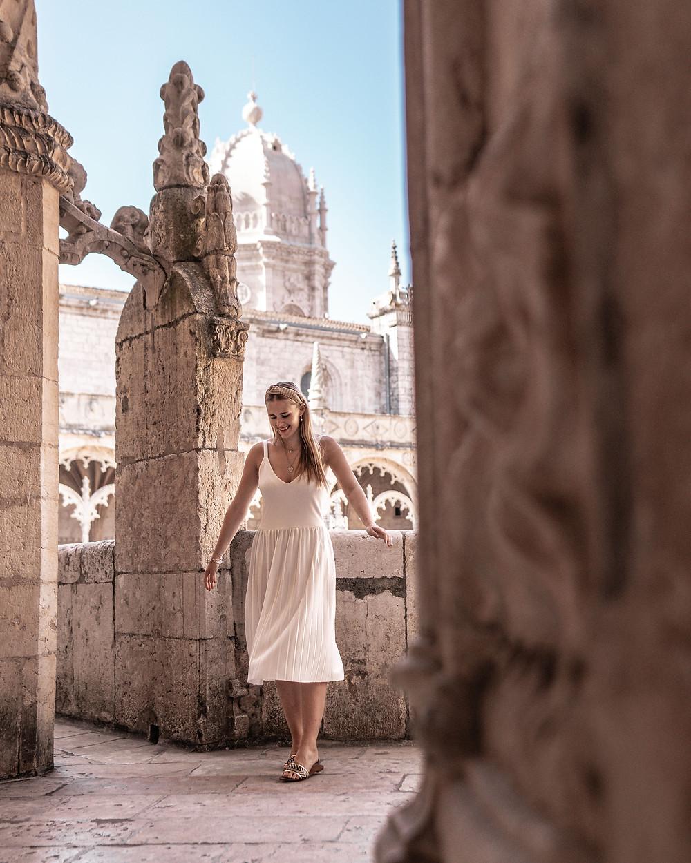 secret tip to visit Mosteiro dos Jerónimo in Belem