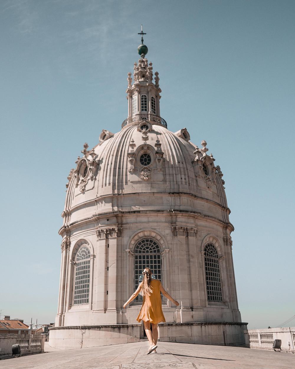 Best rooftop in Lisbon
