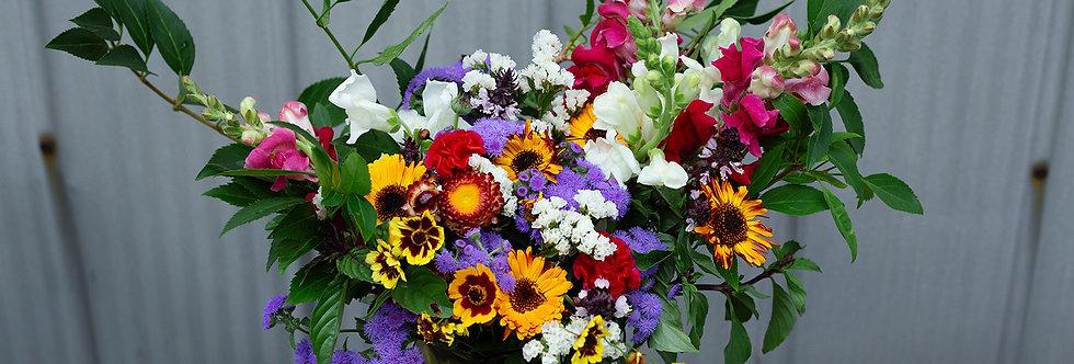 8 Bi-Weekly Bouquets
