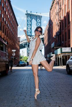 dance on Dumbo - New York