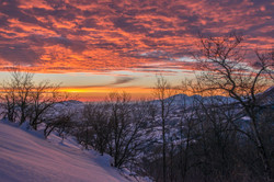 L'alba di fuoco