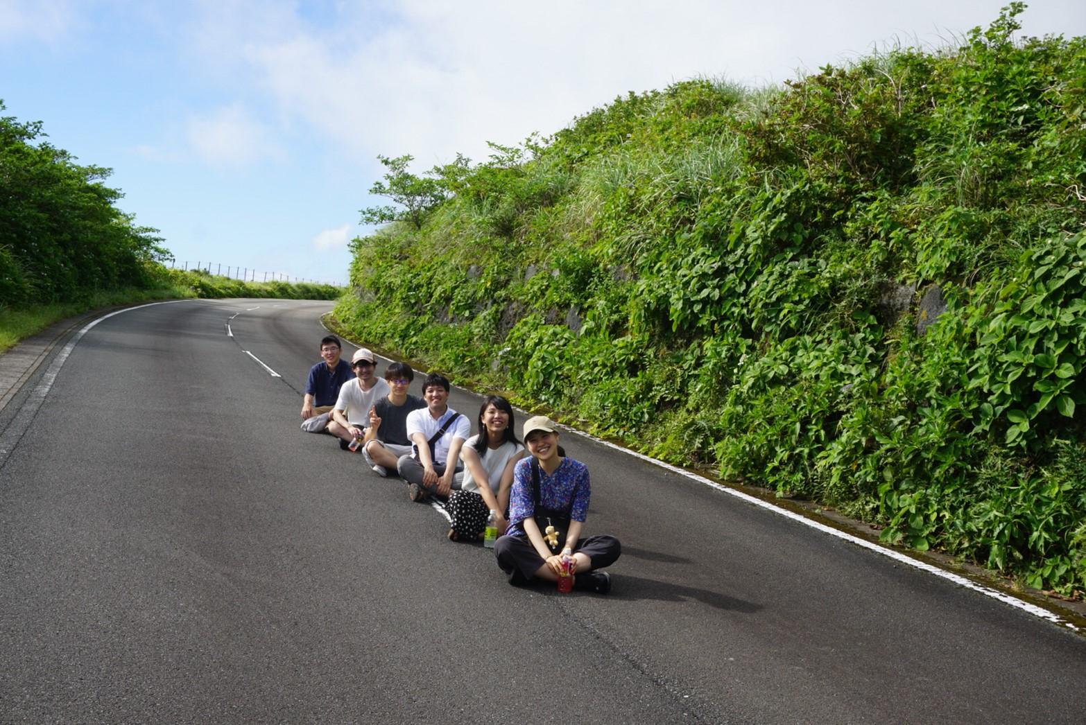 190807-09 ラボ旅行 in 八丈島