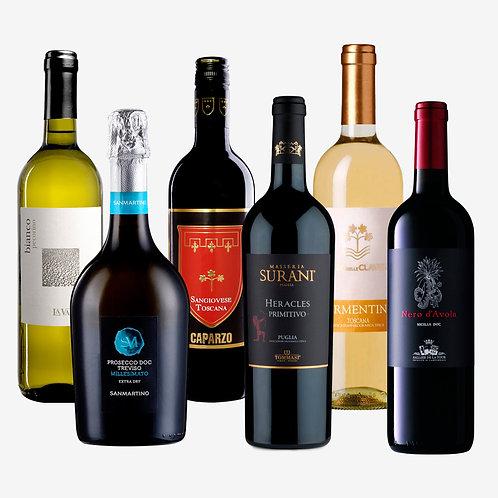 Wine Pack Los Mejores por debajo de 10€