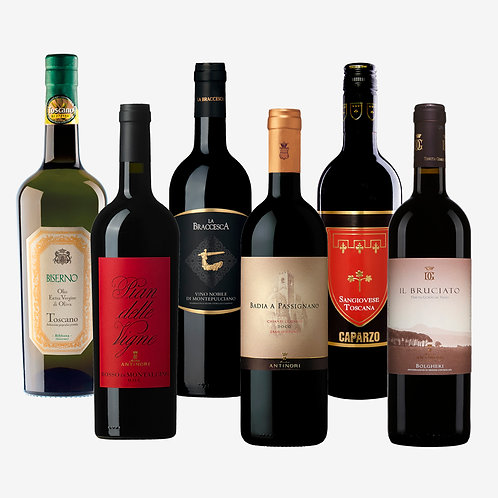 Wine Pack Descubre Toscana