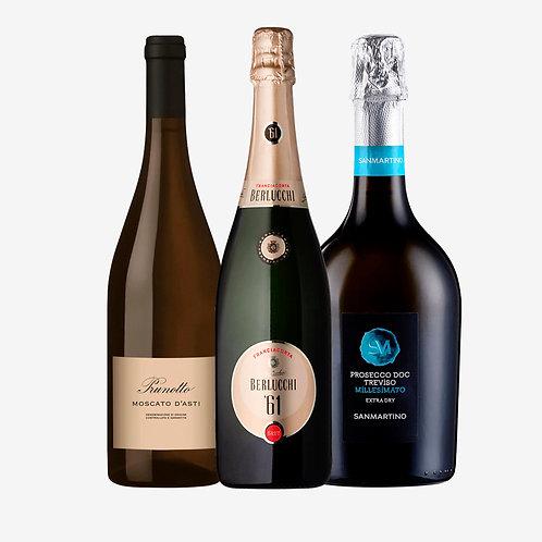 Wine Pack Burbujas de Italia