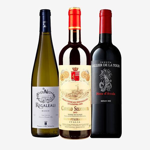 Wine Pack Sicilia Auténtica