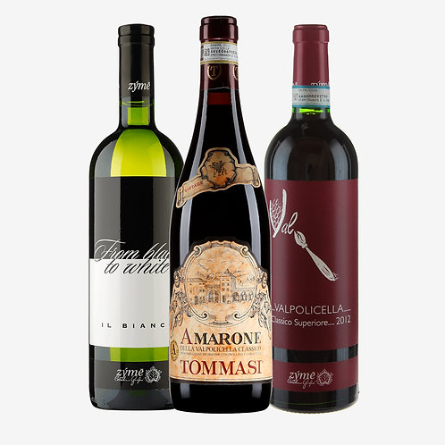 Wine Pack La Diversidad del Véneto