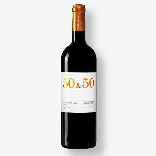 Avignonesi 50 &50 IGT Toscana Rosso 2014