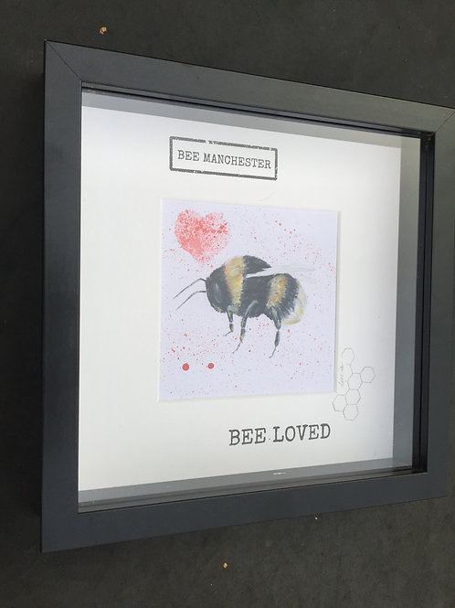 Bee Manchester -  Bee Loved