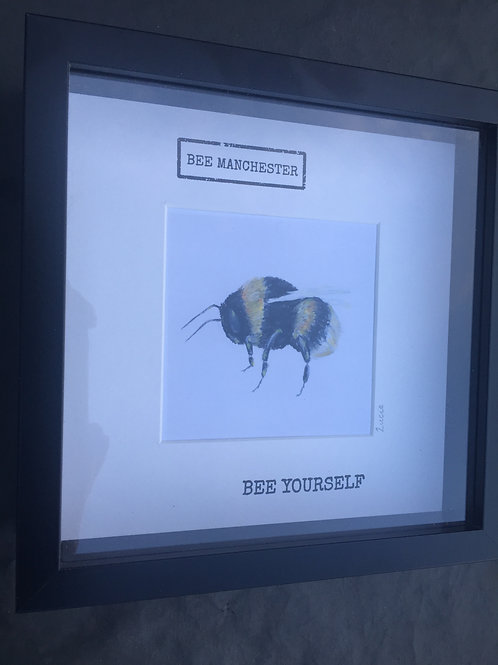 Bee Manchester - BeeYourself