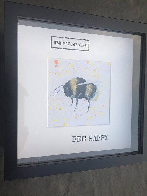 Bee Manchester -  Bee Happy