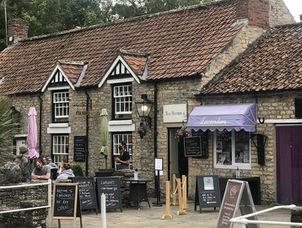 English country side village tour