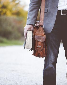 Libro e la borsa