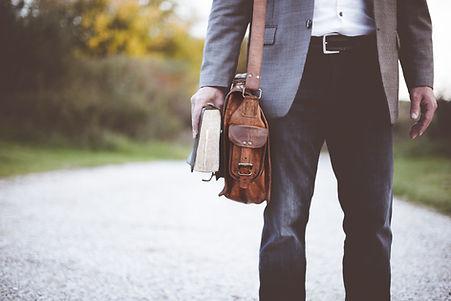 Kitap ve Çanta