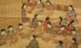 Japanese school in the Edo period.
