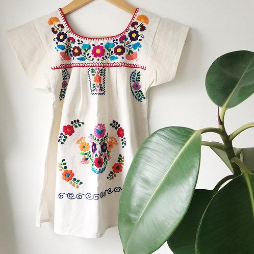 Kids La Flor Dress