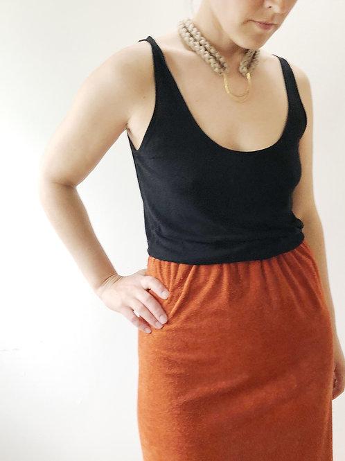 Rust Terri Skirt