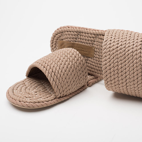 Sunny Rope Sandal in Natural
