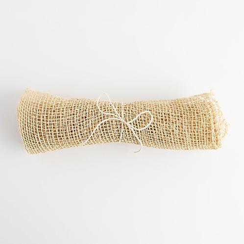 Woven Agave Washcloth