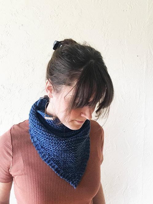 Knit Bandana