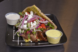 The Döner Kebab