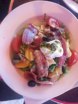Salade d'été en méli-mélo