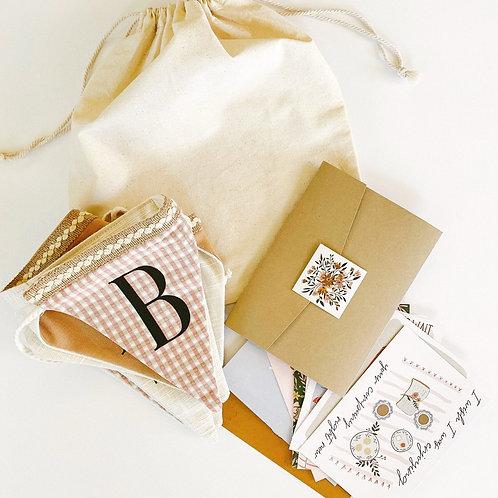 Bundle: Banner and Postcard Set