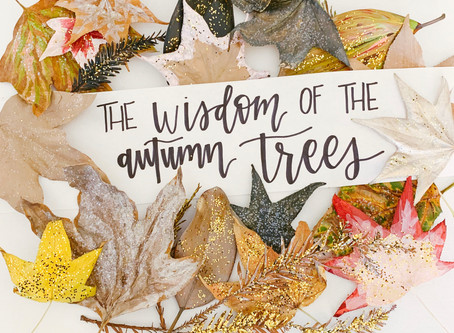 Listen to the Wisdom of the Autumn Trees