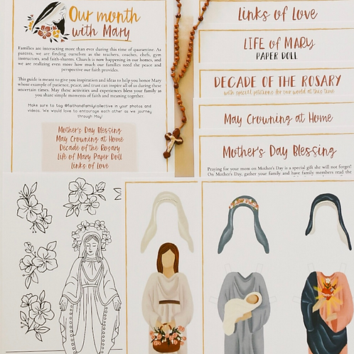 Our Month with Mary