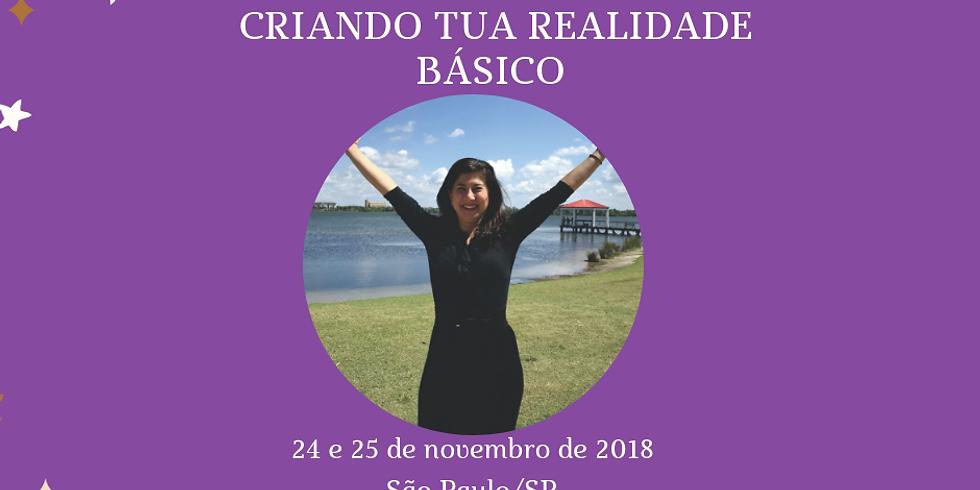 Criando Tua Realidade BÁSICO, com María Fernanda La Riva