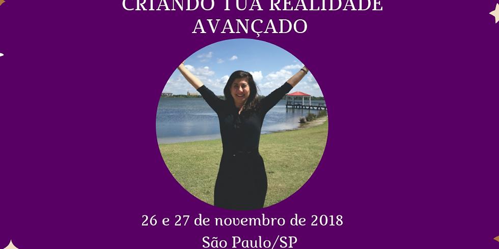 Criando Tua Realidade AVANÇADO, com María Fernanda La Riva
