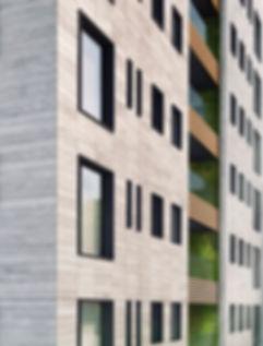Fachada Edificio Espacio Escandón