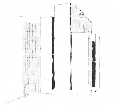 Primer Sketch Espacio Escandion