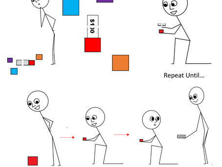 Pairing Odour, Marker Training and Reward Orientation: Creating Odour Recognition