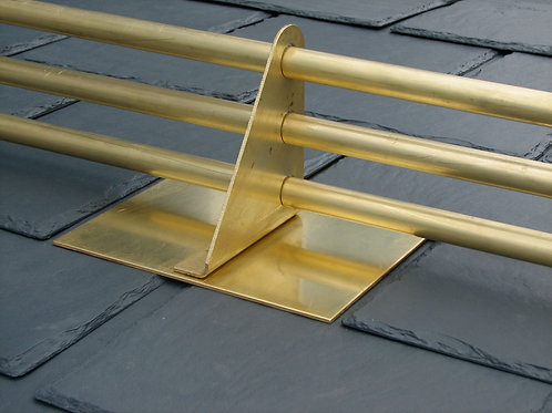 Pipe-Style (PP325-BRASS)