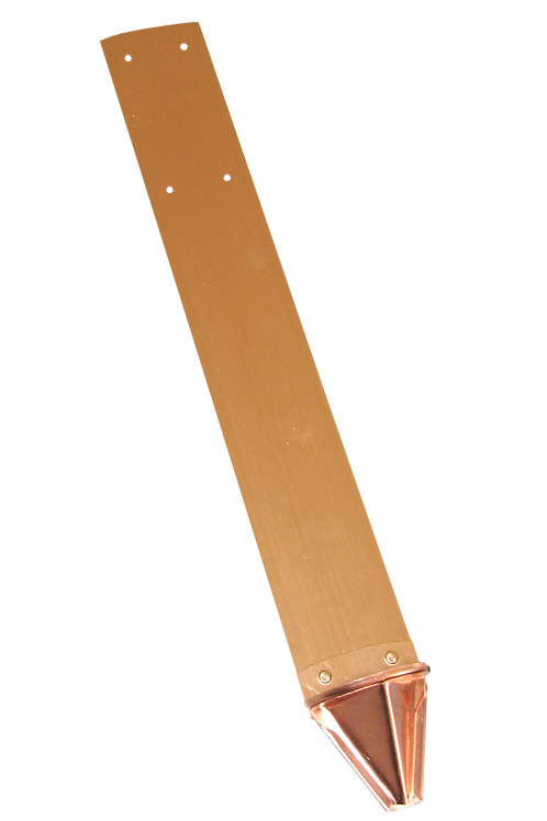 Half Round Pad-Style (PD10)