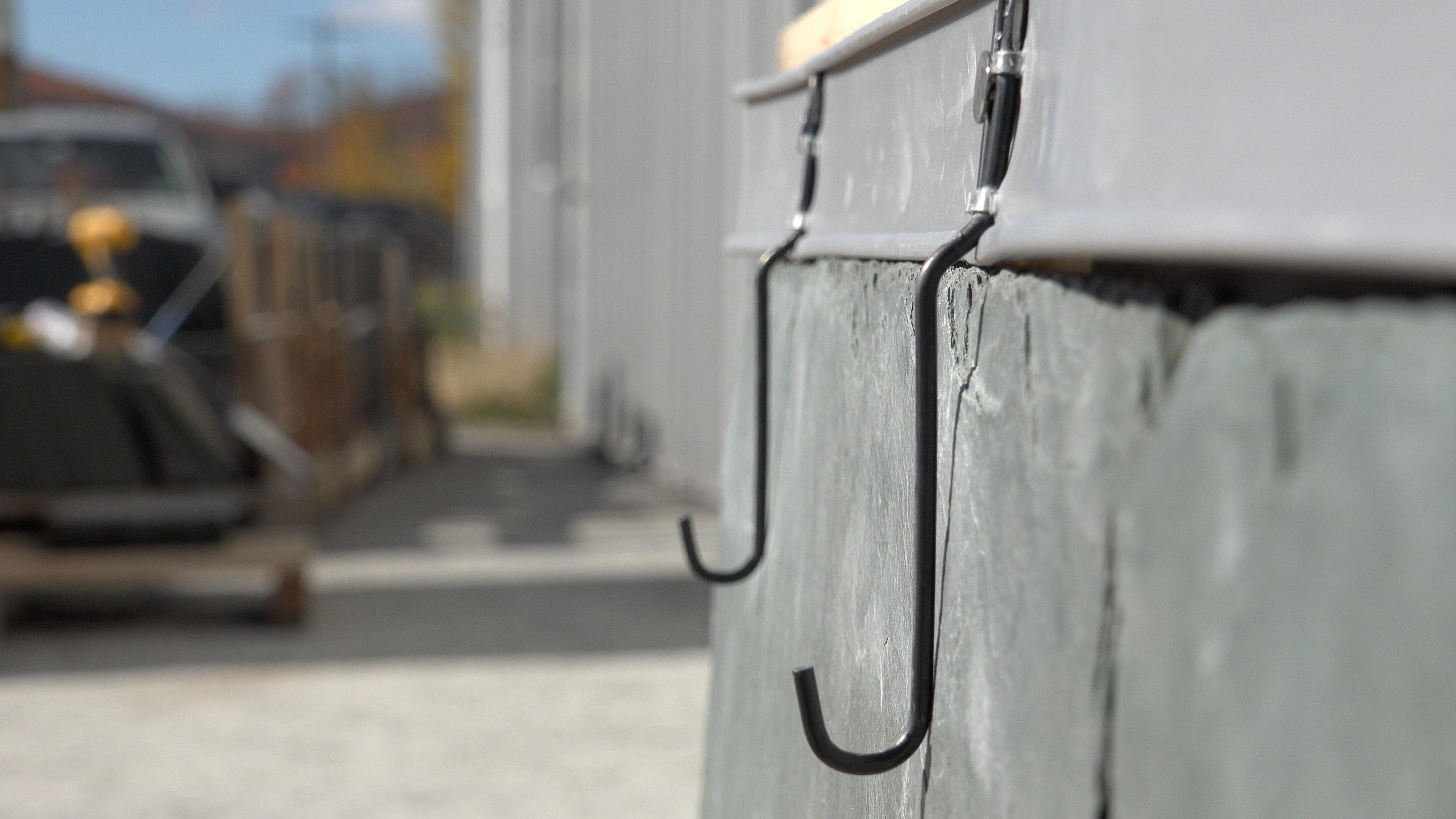 QWIK Slate Hooks