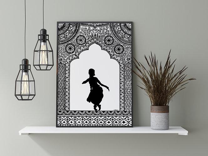Dance at the Taj