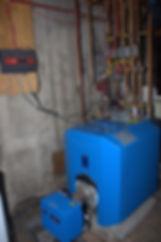 Oil boiler install in Halifax, furnace install Halifax