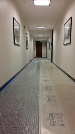 Floor Protecton