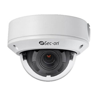 SEC-ON SC-DM2302-S - 2 MP MOTORİZE DOME KAMERA