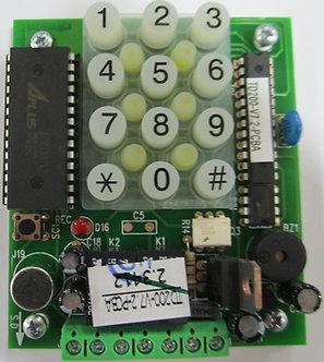 TD-200 - PARADOX TELEFON ARAMA MODÜLÜ