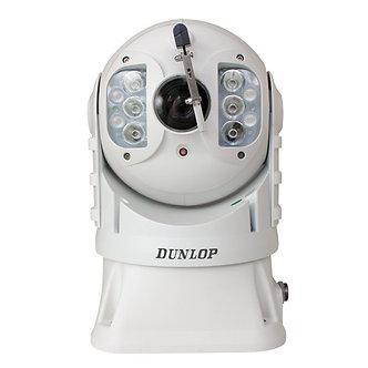 DUNLOP - DP-22DF2286V 2MP SPEED DOME KAMERA