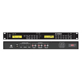 BOSCH - PLE-SDT MÜZİK KAYNAĞI, USB/SD/RADYO
