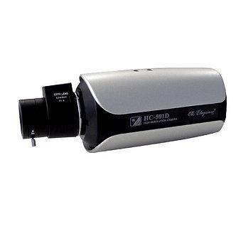 HC-501D - 650TVL BOX KAMERA